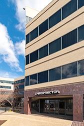 Chiropractic Springfield VA Salt & Light Chiropractic office
